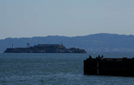 alcatraz: Alcatraz and Fishing