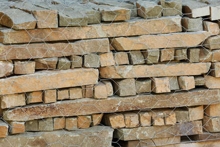 Stone Stacked