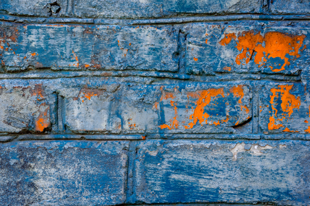 Brick wall background texture for design