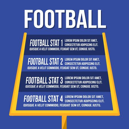 uprights: American Football Uprights Players Can Kick the Ball Through the Goalposts and Score a Fieldgoal!
