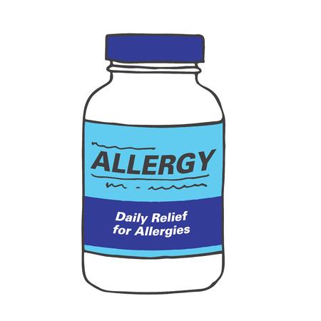 당신이 가렵고 받기시기에 대한 알레르기 약물, 물 눈, 재채기, 및 계절 알레르기에서 기침. 캡슐, 젤 탭 또는 정제는 느낌 건강하고 강한 확인합니다. 약물 완화 알레르기!