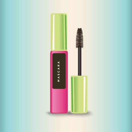 enhancement: Mascara for Eye Enhancement and Humongously Large Lashes Illustration