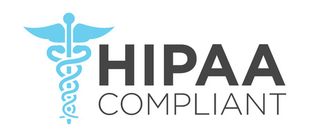HIPAA Icon Grafik Standard-Bild - 59342048