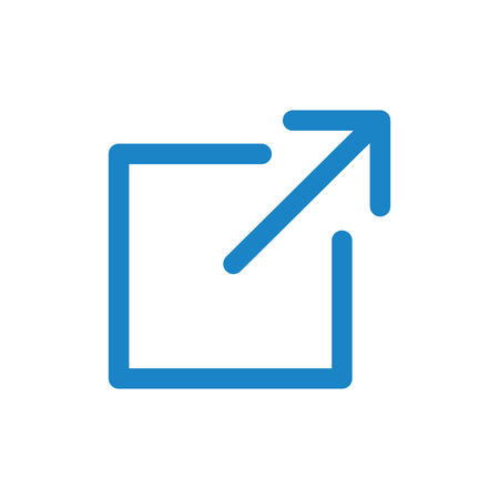 External Link Icon to move to a different website