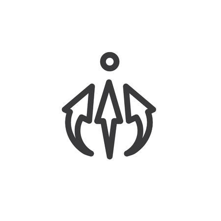 Singletasking or Monotasking icon with checkmark