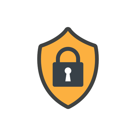 Privacy mode icon with security feature