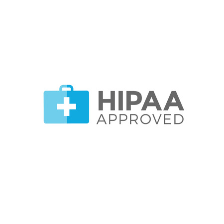 compliant: HIPAA Compliance Icon Graphic - APPROVED
