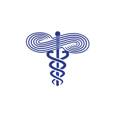 Respiratory Therapist Medical Symbol Icon