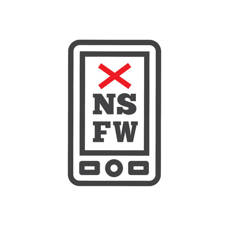 Not Safe For Work Anagram icon