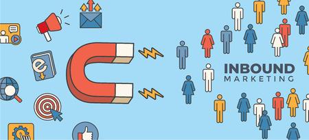 Ímã de cabeçalho de entrada Atrair novos leads e gerar receita com o marketing de entrada