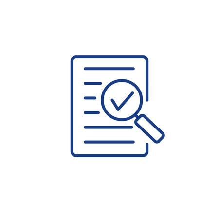 Im Compliance-Icon-Set, das anzeigt, dass ein Unternehmen die Prüfung bestanden hat