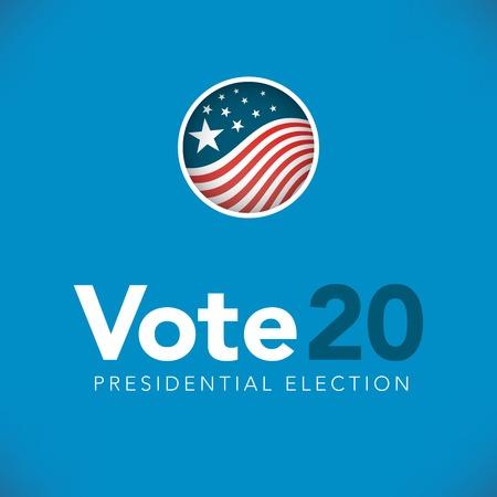 Election header banner w Vote
