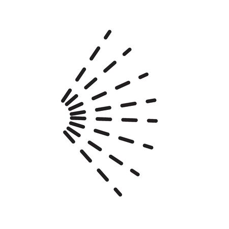 Icono de pulverización: icono de vector de pulverizador de aerosol w Ilustración con varios estilos Ilustración de vector