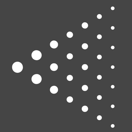 Icône de pulvérisation - icône de vecteur de pulvérisateur aérosol w Illustration avec plusieurs styles Vecteurs