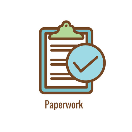 Drug Testing & Safety Approval Icon Vector Graphic with Rounded Edges Banque d'images - 112993150