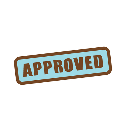 Drug Testing & Safety Approval Icon Vector Graphic with Rounded Edges