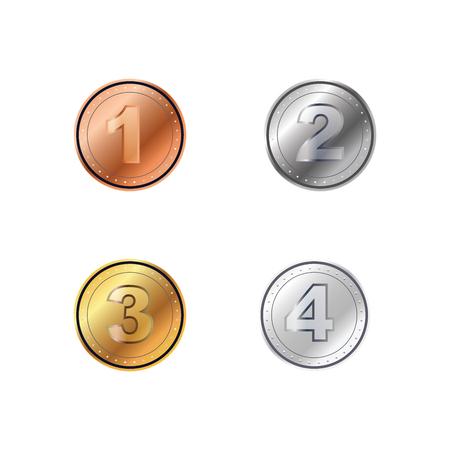 Premium-Preis- und Mitgliedschaftsgrafik mit verschiedenen Optionen und Plänen