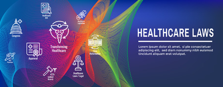Health Laws and Legal icon set | various aspects of the legal system Imagens - 120358674