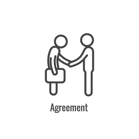 New Business Process Icon w Client agreement phase