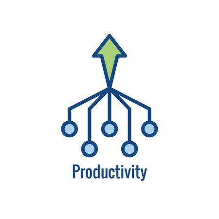 Workflow Efficiency Icon shows an aspect of efficiency in workflow