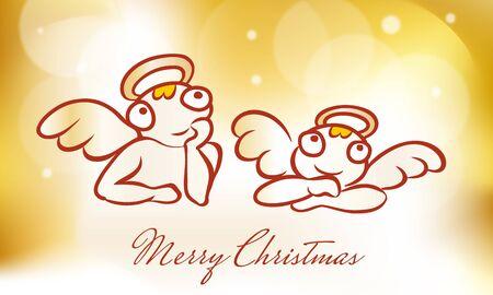 angels Иллюстрация