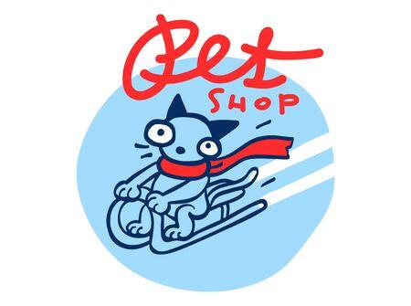 tienda de animales: tienda de mascotas
