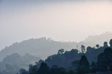 Inspired scene of mountains Stock Photo - 8627539