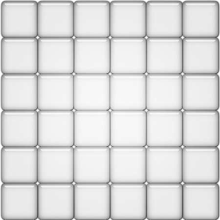 Seamless glass blocks photo