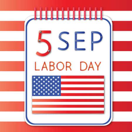 5 September labor day photo