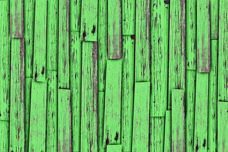 Green Wood Background Stock Photo - 12900973