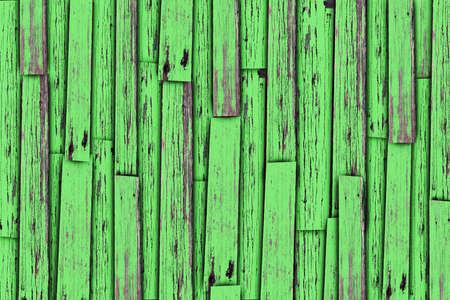 Green Wood Background Stock Photo - 12900973