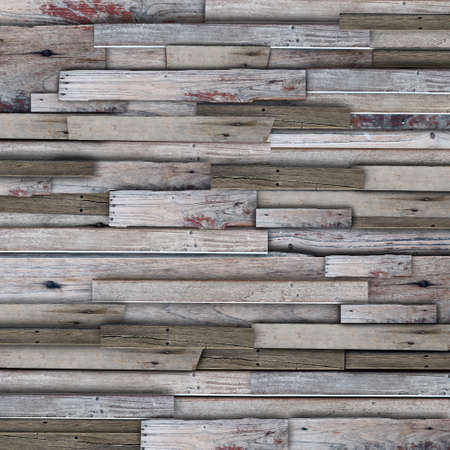 Old Wood Texture Panels Background