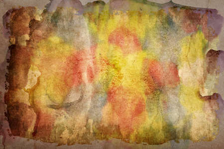 Watercolor paper texture background photo