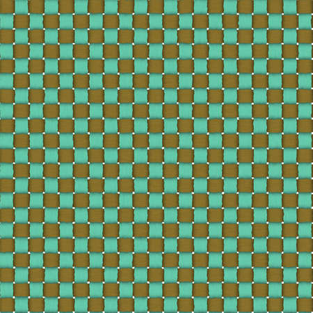 Textile green pattern photo