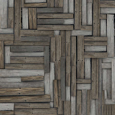 Old Grunge Vintage Wood Panels Background Stock Photo - 13756953