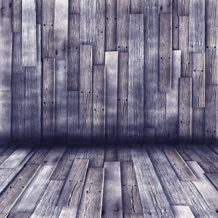 Vintage grunge wooden planks interior Stock Photo - 13763925