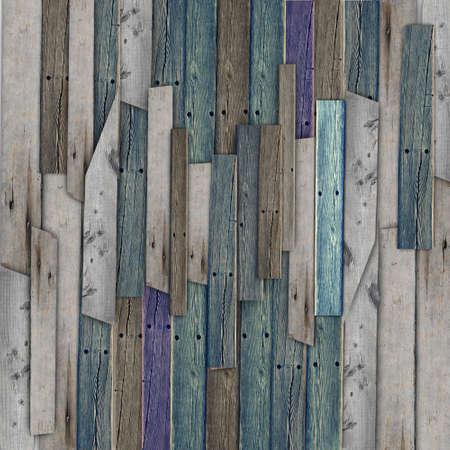Antiguo Grunge Paneles de madera Vintage Antecedentes Foto de archivo