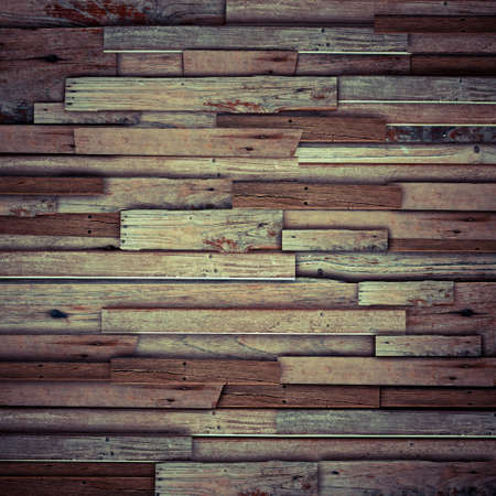Old Grunge Vintage Wood Panels Background Stock Photo - 13387377