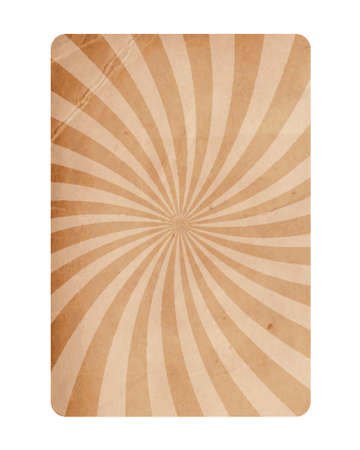 Vintage Spiral Texture Paper Background Vector Stock Vector - 13551209