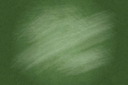 Chalkboard blackboard  Green Chalk Board Texture Empty Blank with Chalk Traces Illustration