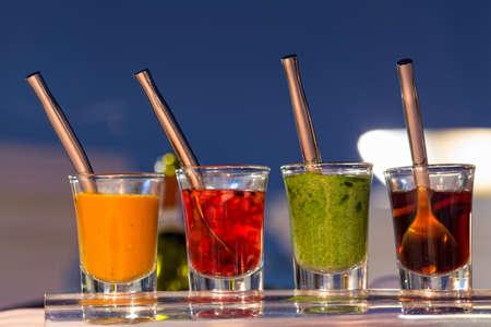 food dressing: Colorful Salad Dressing