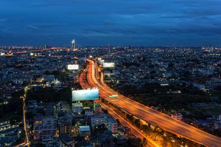 expressway: Cityscape Bangkok Express Way