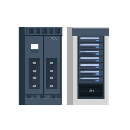 Power Distribution Unit Çizim