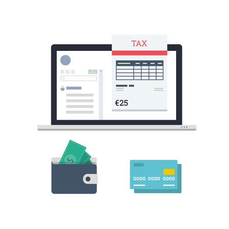 Online Tax Calculation