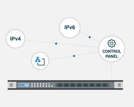 isp: Server Network Management