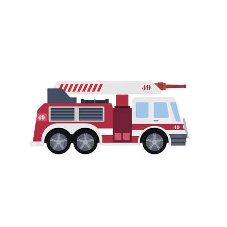 Fire Engine Vehicle