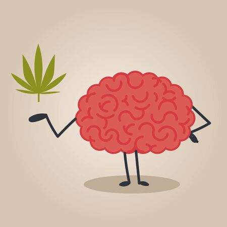 marihuana: Brain character: marihuana