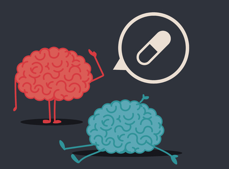conclusions: Dead brain by meds abuse: murder investigation conclusions