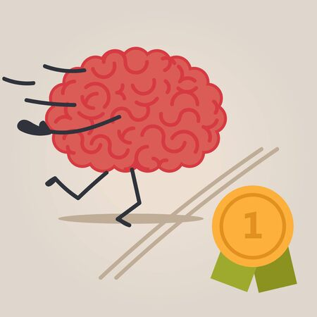 first place: fitness brain: First place