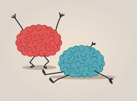 investigating: Murdered brain